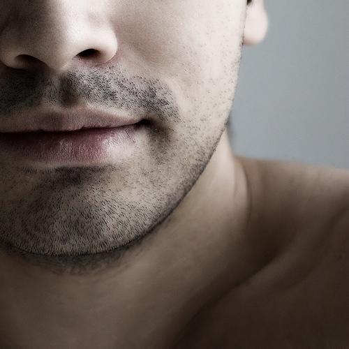 男人有胡子!你呢?